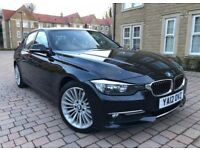 BMW 3 Series 2.0 320d Luxury (ss) 4dr