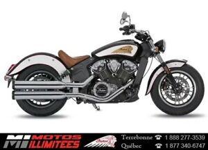2018 Indian Motorcycles Scout ABS Icon