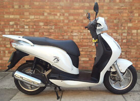 Honda PES 125 (14 Reg) Immaculate condition with just 2248 miles