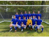 Players Wanted - South West London 11 aside Football Saturday Team