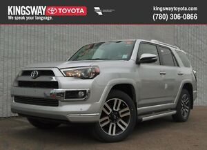 2016 Toyota 4Runner 4WD Limited Edition 5 Passenger