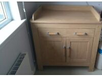 Bonito Bebe changing unit for sale