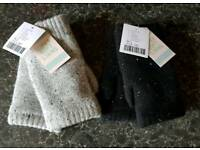 Brand New! UrbanOutfit Fingerless gloves