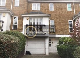 Spacious Four Bedroom With 4 Bathrooms Family Home Located In West Hampstead!