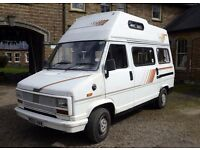 FIAT DUCATO Campervan 2.0 Good Condition only 95,500 miles, MOT March 2018