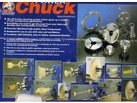 record power chuck kit for wood work
