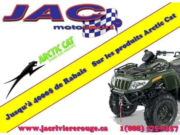 Used 2016 Arctic Cat Super Duty Diesel 700