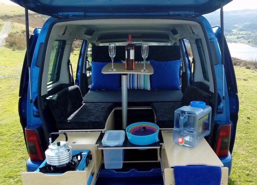 CAMPER VAN / DAY VAN / 3 IN 1 VEHICLE - PERFECT FOR HOLIDAYS,WEEKENDS,FESTIVALS & DAILY COMMUTE