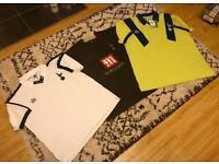 Bundle of 3 Tottenham FC football shirts XL/XXL