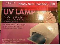 Professional Nail Lamp
