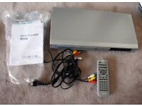 Toshiba DVD player all cables and remote