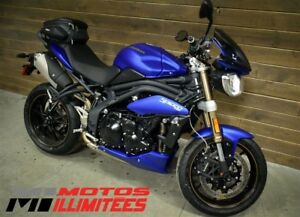 2014 Triumph Speed Triple ABS Brembo