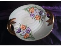 Beautiful Signed Art Deco Style Serving Dish