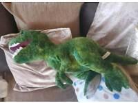 Large teddy dinosaurs