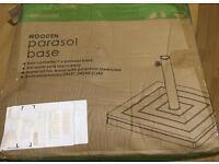 Parasol base
