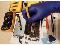 iPhone/iPad/laptop/PC screen repairs and battery replacement and charging port repairs
