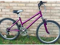Lovely Ladies/Girls Mountain Bike 24inch Wheels Very Good Condition Full Working Condition