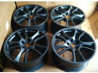 R21 OEM Genuine Porsche Cayenne GTS Alloy wheels