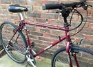 18 inch KHS Cross Sport Hybrid bike road city cycle bicycle