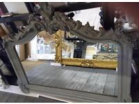 Shabby Chic Ornate mirrors!! New!!