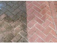 Jet pressure washer,paving wash,stone clean,brick wash