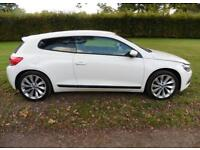 Volkswagen scirroco 1.4 TSI lady owner