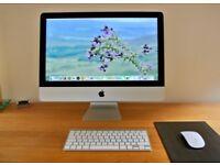 "Apple iMac 21.5"" Core i3 3.06GHz 1tb HDD 8GB (Mid 2010)"