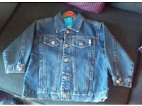 Boy's Denim Jacket *BRAND NEW WITH TAGS * - Age 5 years