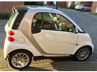 Smart fortwo Coupe (2007 - 2011) 0.8 CDI Passion 2dr