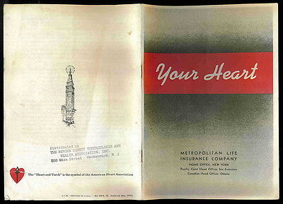 Your Heart - 1948 MetLife Insurance Information Booklet
