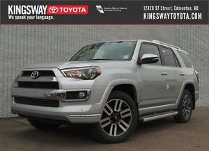 2016 Toyota 4Runner 4WD Limited - DEMO! WITH STARTER AND 3M!
