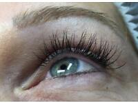 Lash extensions for £35 in Cobham