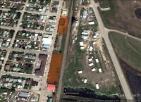Commercial development land in Crossfield