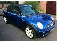 2005 (55) BMW Mini One 1.6 Convertible *GAS LPG*
