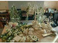 Vintage Wedding accessories & extras deco for sale