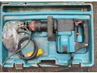 Makita HM120 Hammer Demolition Drill 110v
