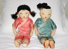 ADA LUM - 1950's CHINA DOLLS - RARE VINTAGE - HIGHLY COLLECTIBLE Mosman Mosman Area Preview