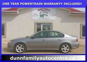 2008 Subaru Legacy 2.5 i  MODEL  ONLY 53 400 KM's!
