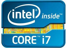 Intel i7-8700 ES 8th gen i7 CPU