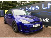 FORD FOCUS RS MK1 (blue) 2003