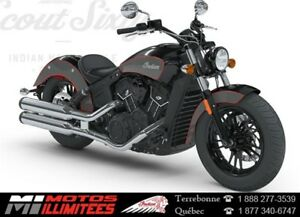 2018 Indian Motorcycles Scout Sixty ABS