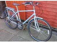 New Mens Dutch style city bike