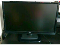 22 inch Iiyama full HD LED monitor 1920x1080 HDMI