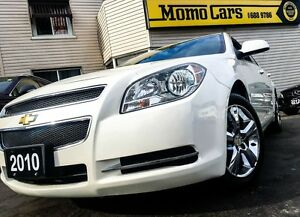 2010 Chevrolet Malibu LT Platinum Edition! ONLY $95/bi-weekly!