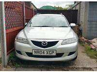 Mazda 6 2004 2.0 diesel estate