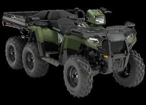 2018 Polaris Big Boss 6x6