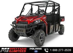 2017 Polaris Ranger Crew XP 1000 EPS PDSF 21199 REDUIT 17597