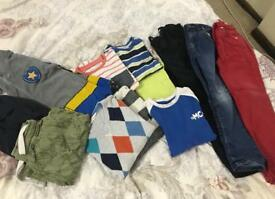 4-5 Boys clothes bundle