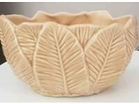 Vintage sylvac vase/pot