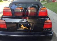 Feu arriere , Tail light  VW, Volkswagen, Golf Cabrio MK3
